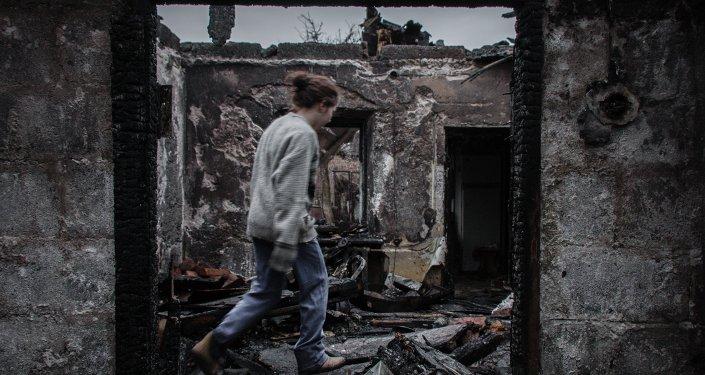 Se agudiza la crisis humanitaria en el este de Ucrania