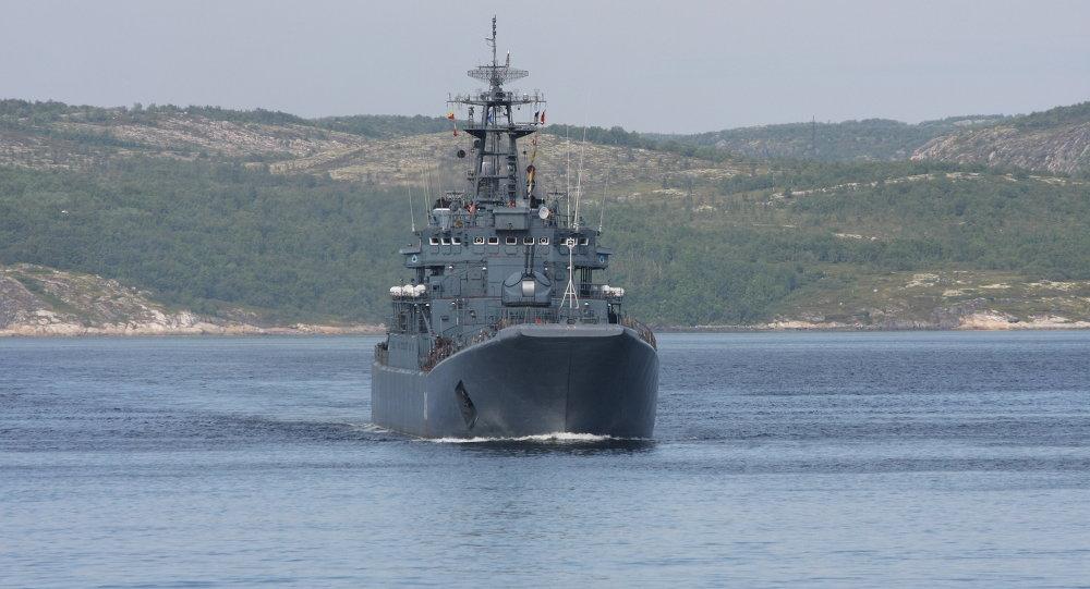 Gran buque de desembarco Alexandr Otrakovski
