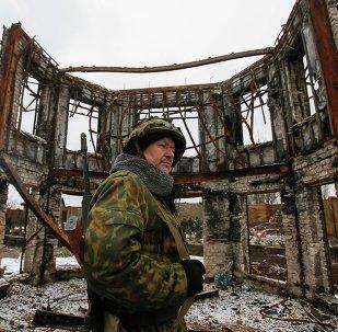 Las milicias aseguran que Uglegorsk está bajo su control