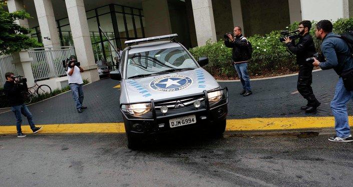 El tesorero del Partido de los Trabajadores de Brasil detenido en la Operación Lava Jato