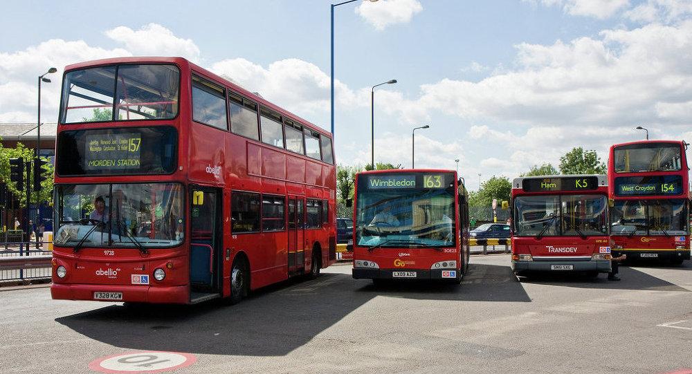 Los conductores de autobuses de Londres retoman la huelga