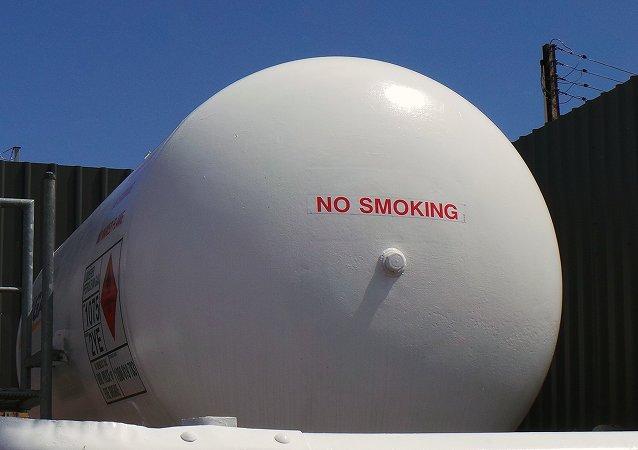 Gas licuado (archivo)