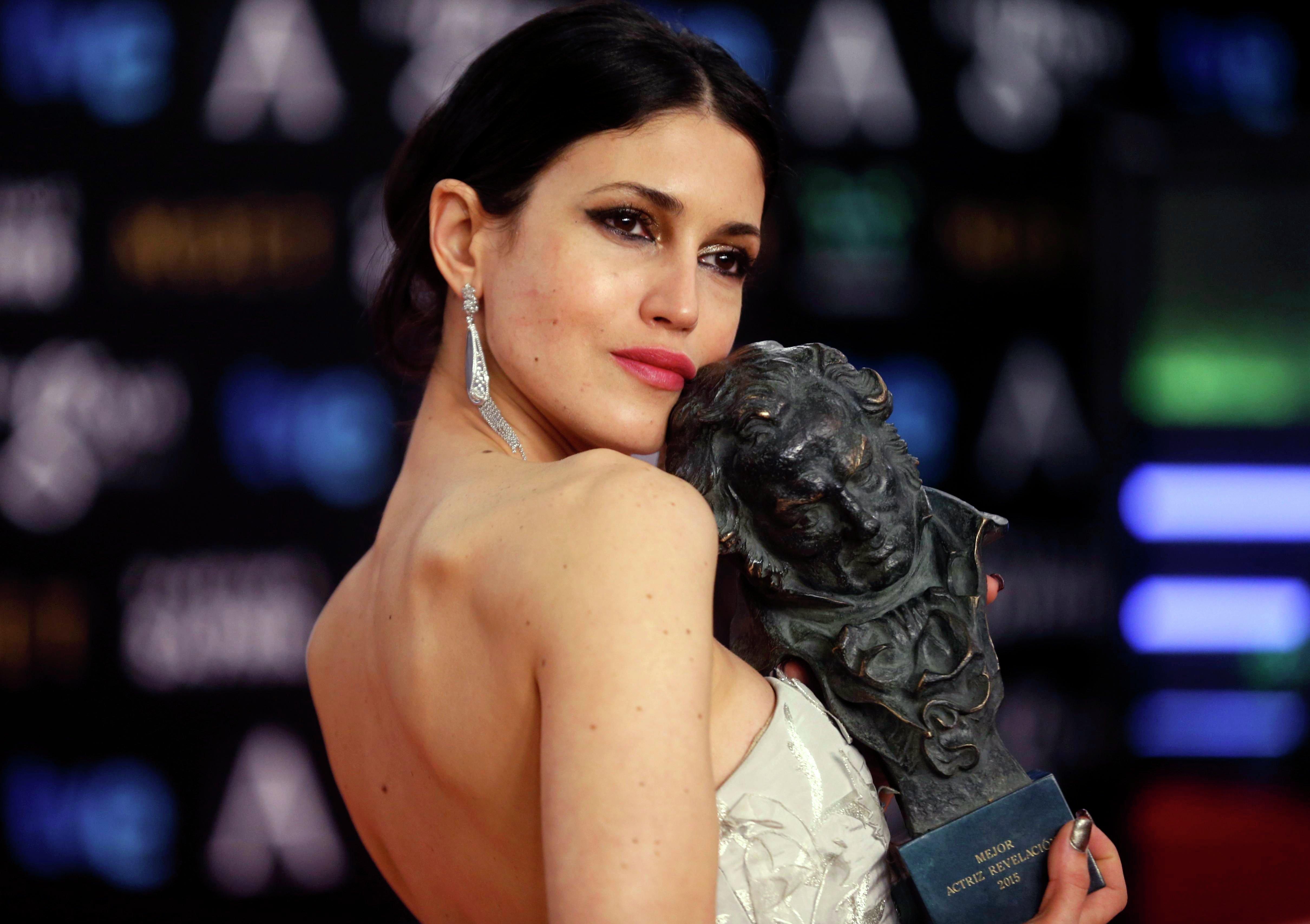 Nerea Barros, mejor actriz revelación