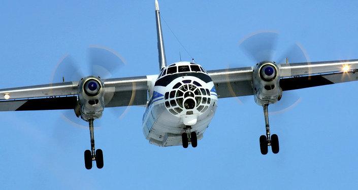Самолет Ан-30 Антонов