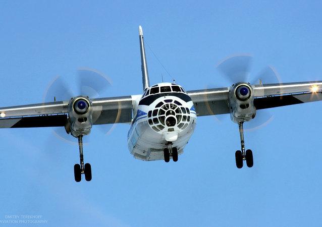 Avión Antonov An-30