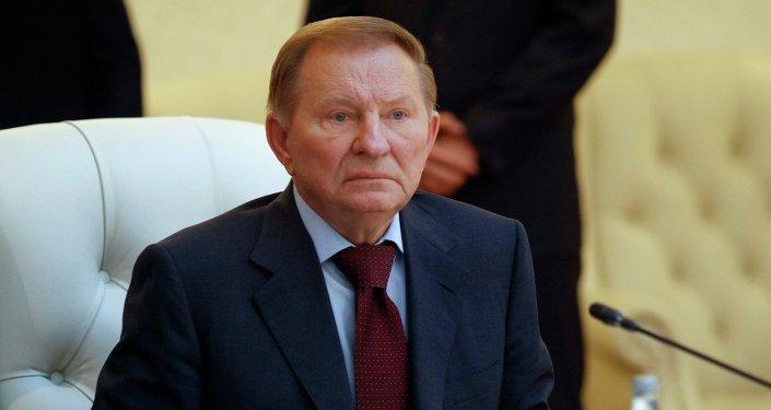 Leonid Kuchma, expresidente de Ucrania