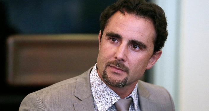 Hervé Falciani, ex informático del banco HSBC