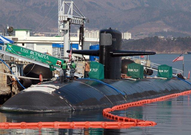 Corea del Sur y EEUU realizan maniobras marítimas cerca de la frontera norcoreana