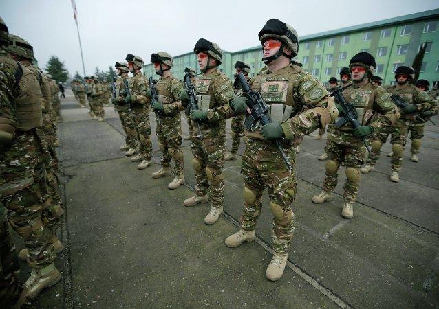 Centro de entrenamiento de la OTAN