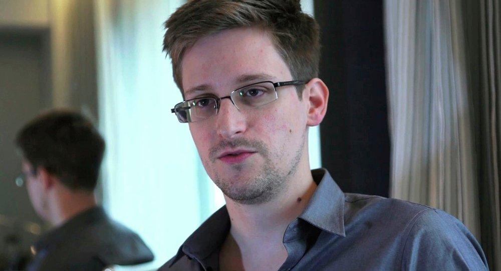 Edward Snowden, exempleado de la CIA