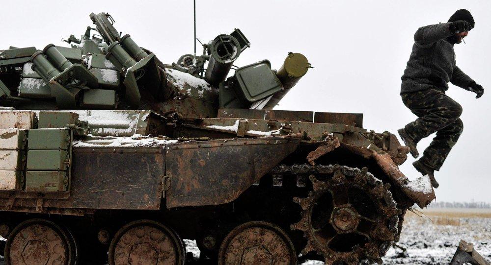 Kiev dice que el alto al fuego se respeta en Donbás