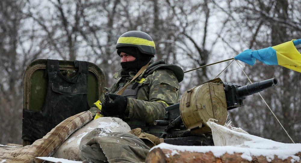 El Ejército ucraniano informa de 19 militares abatidos en Donbás durante el último día