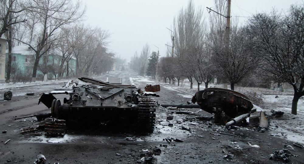 Situación en Uglegorsk