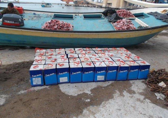 Israel intercepta un barco que llevaba a Gaza material para fabricar cohetes