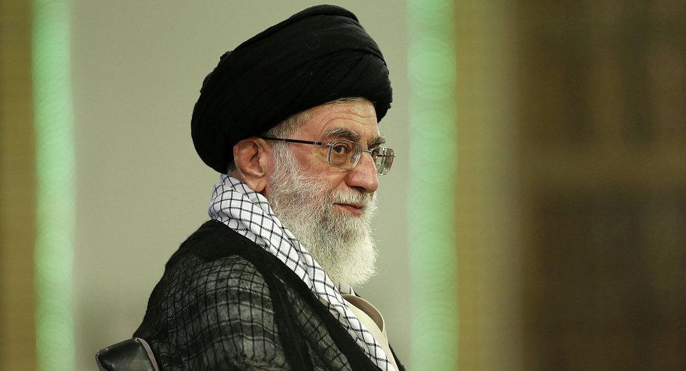 Resultado de imagen para El líder supremo de Irán, el ayatolá Ali Jamenei,