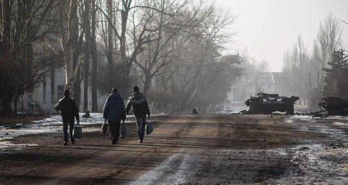 Górlovka, Ucrania