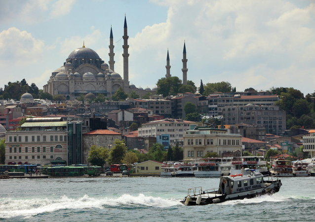 Estanbul, la capital de Turquía