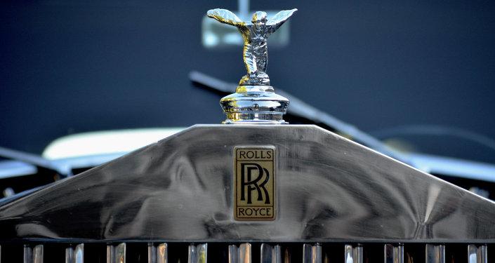 Logo de Rolls Royce
