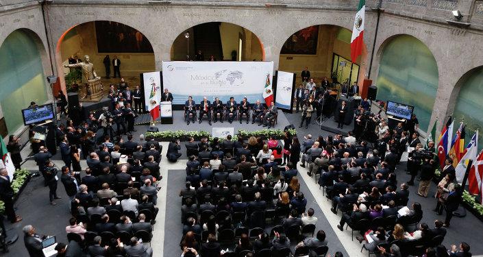 Foro 'México en el Mundo, Diagnóstico y Perspectivas de las Relaciones Internacionales'