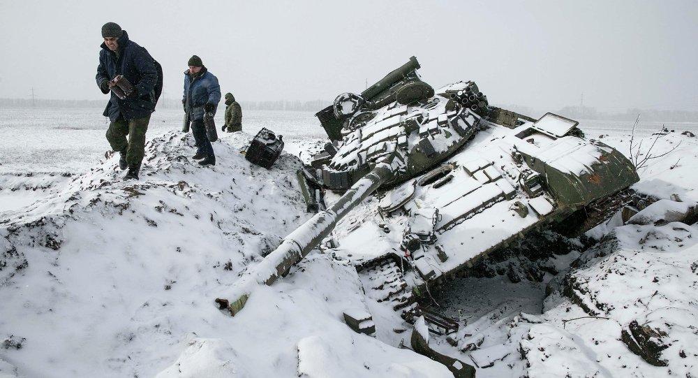 Quedan pocos días para evitar que Debáltsevo hunda los acuerdos de Minsk