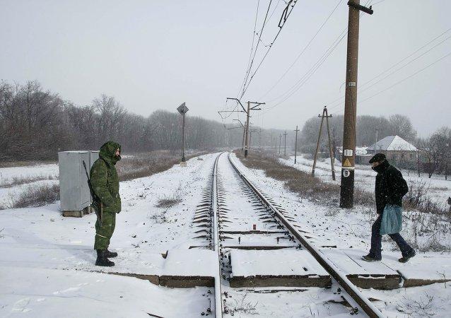 Ferrocarril en la RPD