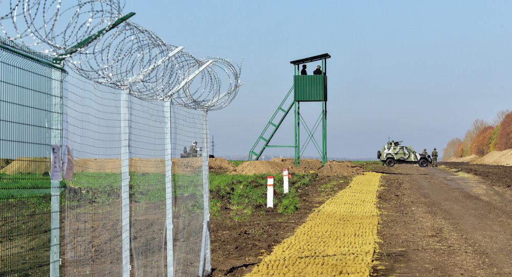 Resultado de imagen para frontera rusa