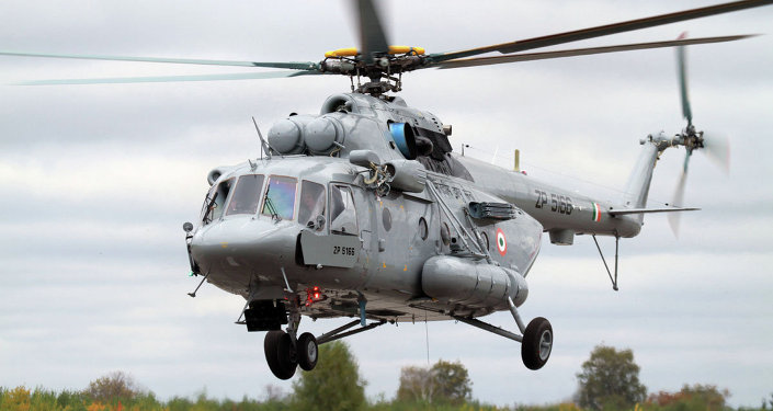 Helicóptero de transporte Мi-17V-5
