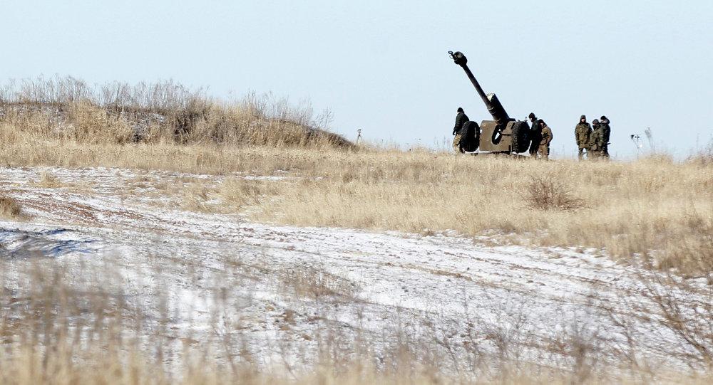 La situación en Lugansk