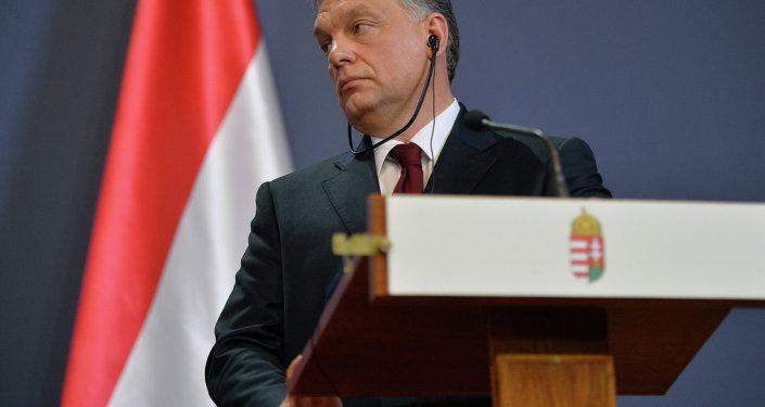 Primer ministro de Hungría, Víktor Orbán