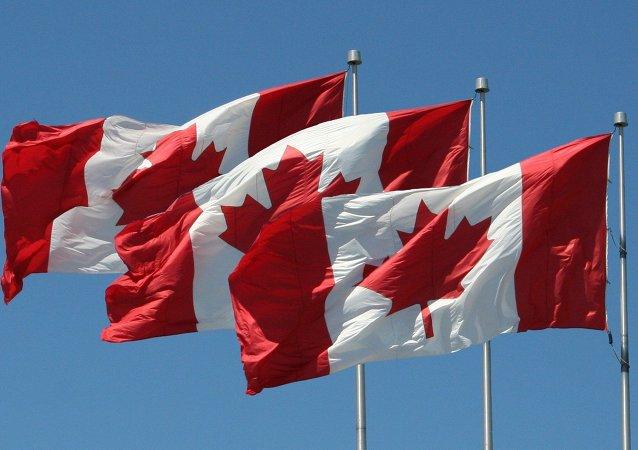 Banderas de Canadá