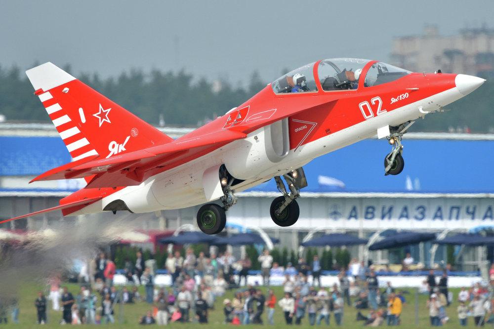 El Yak-130