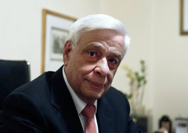 Prokopis Pavlopoulos, es el nuevo presidente de Grecia elegido por el Parlamento del país heleno