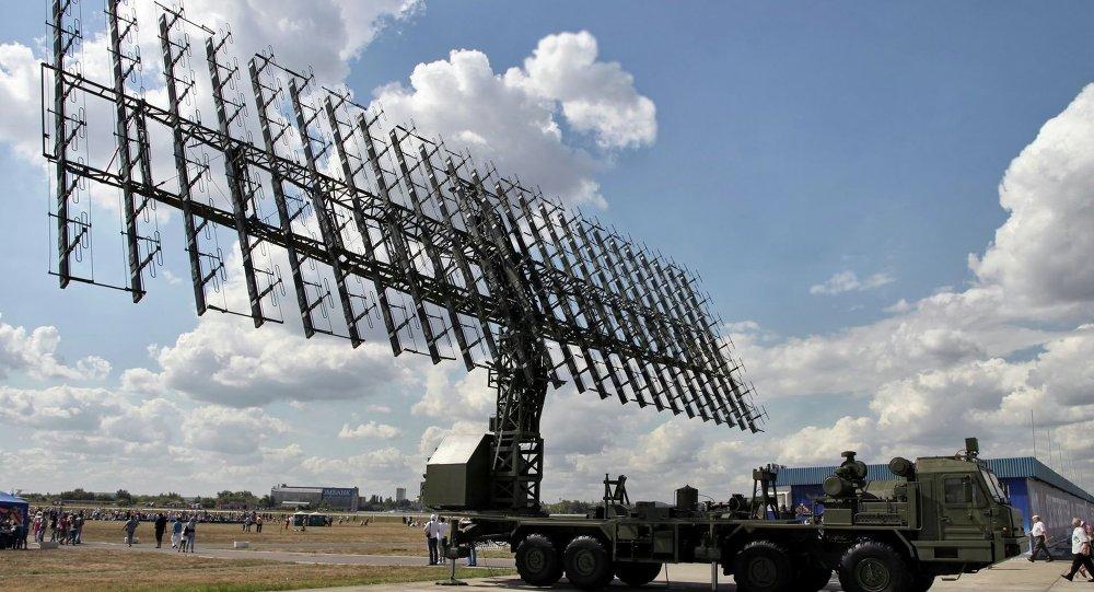 Сomplejo de radiolocalización Nebo-M