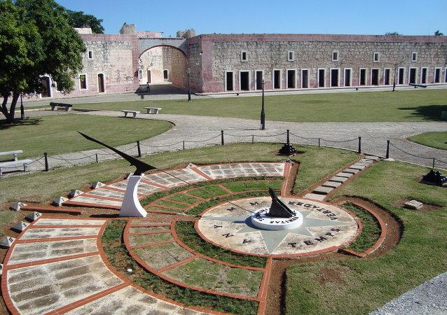 Fortaleza de la Cabaña, donde cada febrero se celebra la Feria Internacional del Libro de La Habana