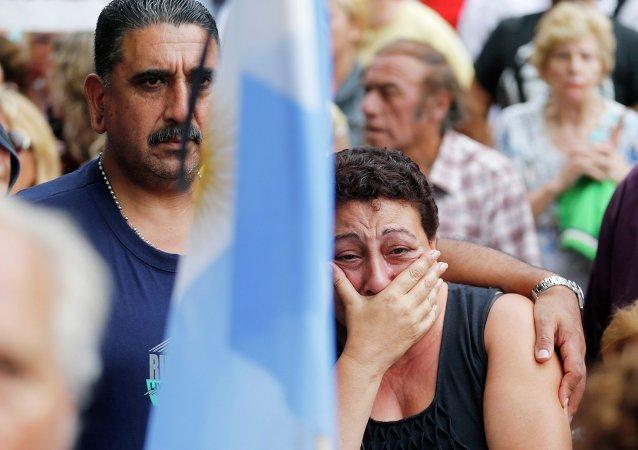 Marcha del Silencio en Buenos Aires