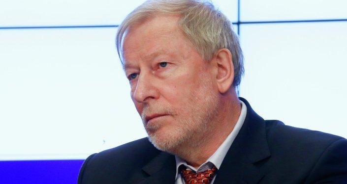 Iván Grachov, presidente de la Comisión para la Energía de la Duma de Estado de Rusia