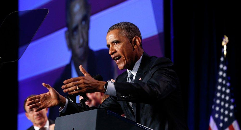 Barack Obama, presidente de EEUU