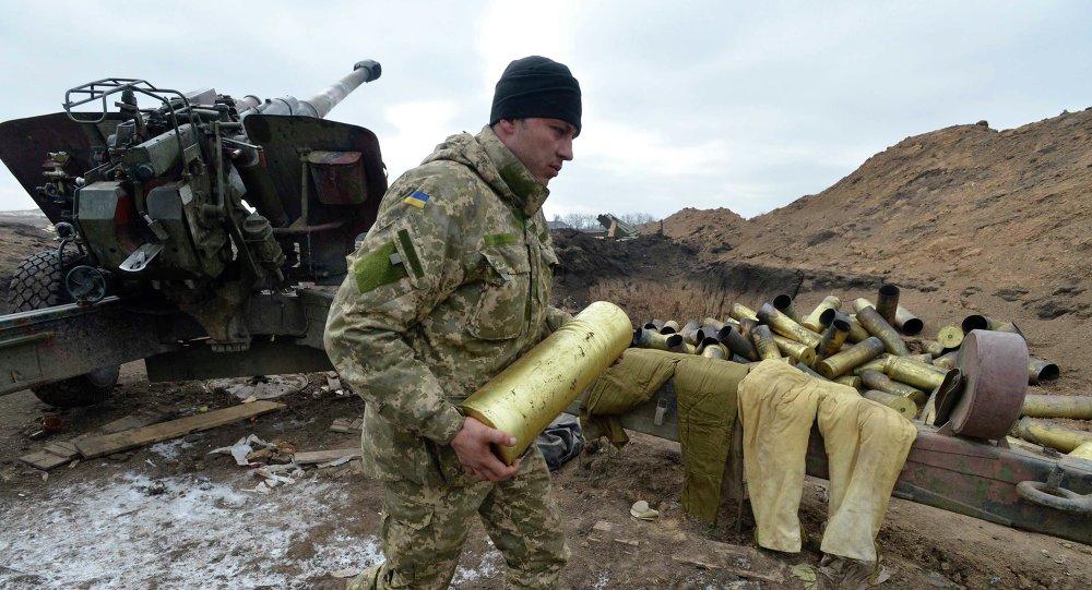 Ucrania sigue negociando el suministro de armas, según Exteriores