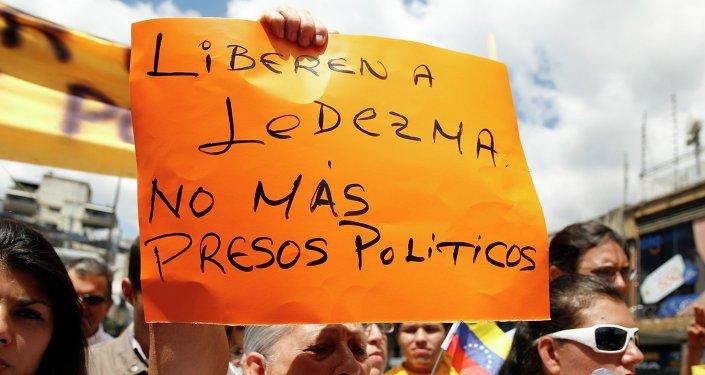 Arresto de alcalde de Caracas es preocupante, dice Amnistía Internacional