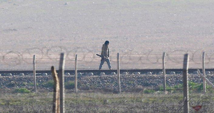 Frontera Siria-Turquía