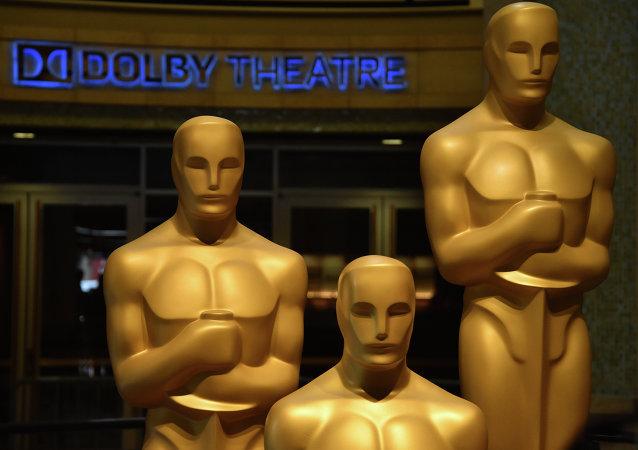 Estatuillas del Óscar (archivo)