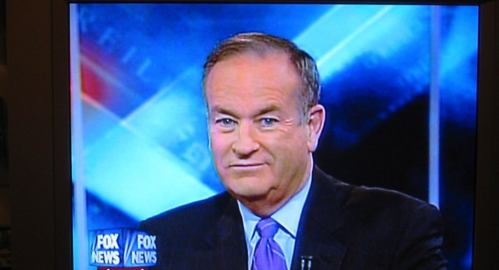 Bill O'Reilly, presentador de Fox News