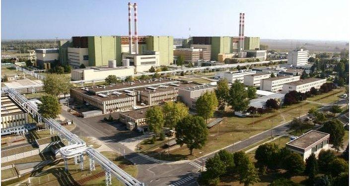 Proyecto de la construcción de la central nuclear de Paks en Hungría