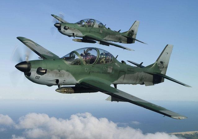 Aviones EMB-314