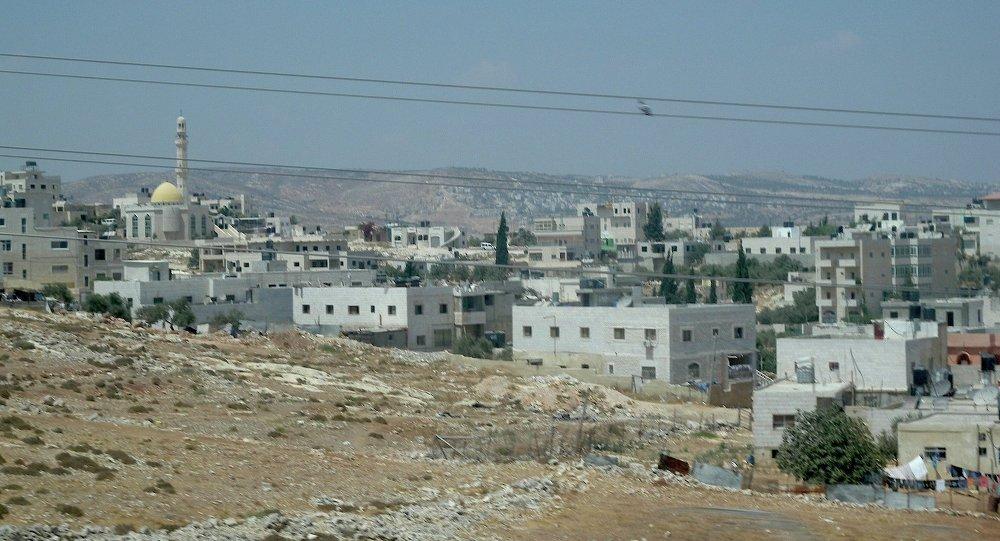 Territorio palestino