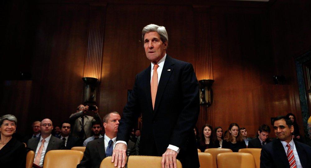 John Kerry, secretario general de EEUU
