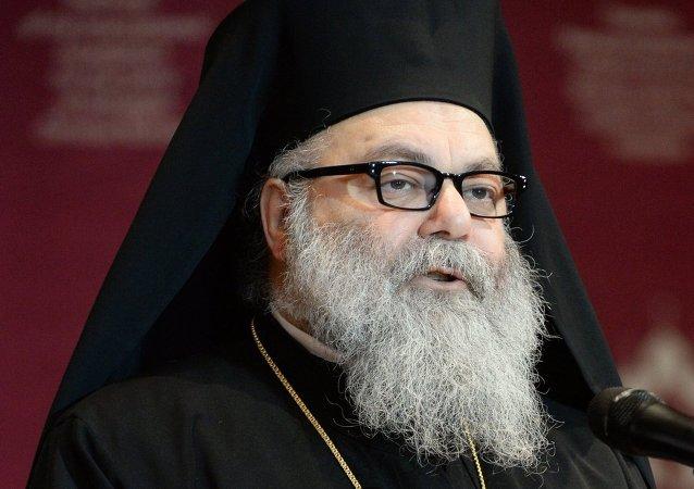 Juan X, patriarca de Antioquía y todo Oriente