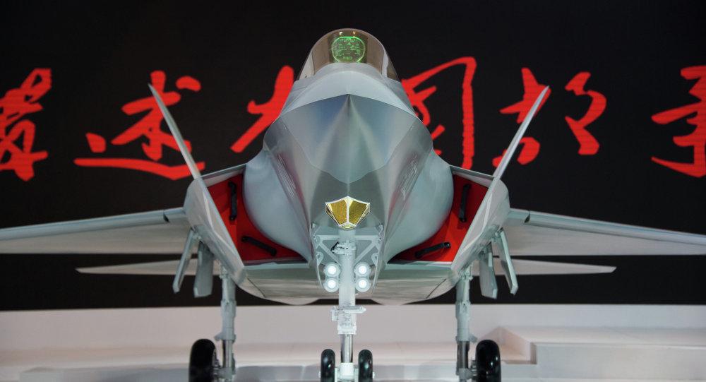 Avión de combate chino J-31