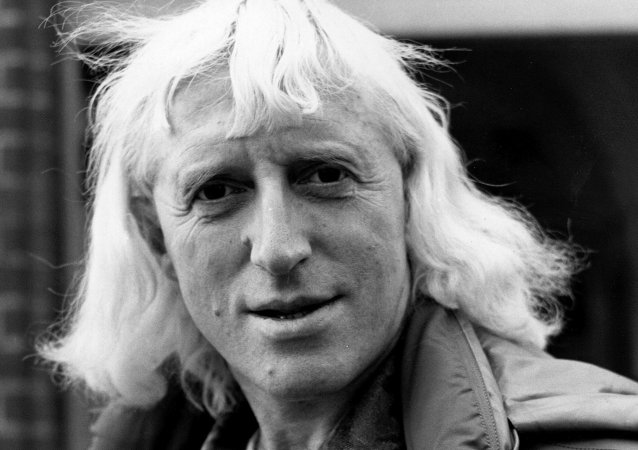 Jimmy Savile (archivo)