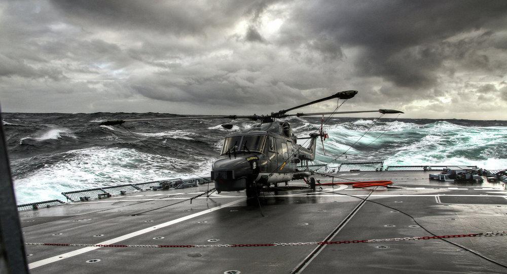 Helicóptero Lynx